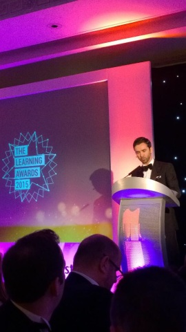 Hosting The Learning Awards